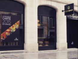 LOZ 1625 Bausteine Gebäude Sushi Shop Restaurant Straße Modell 420PCS